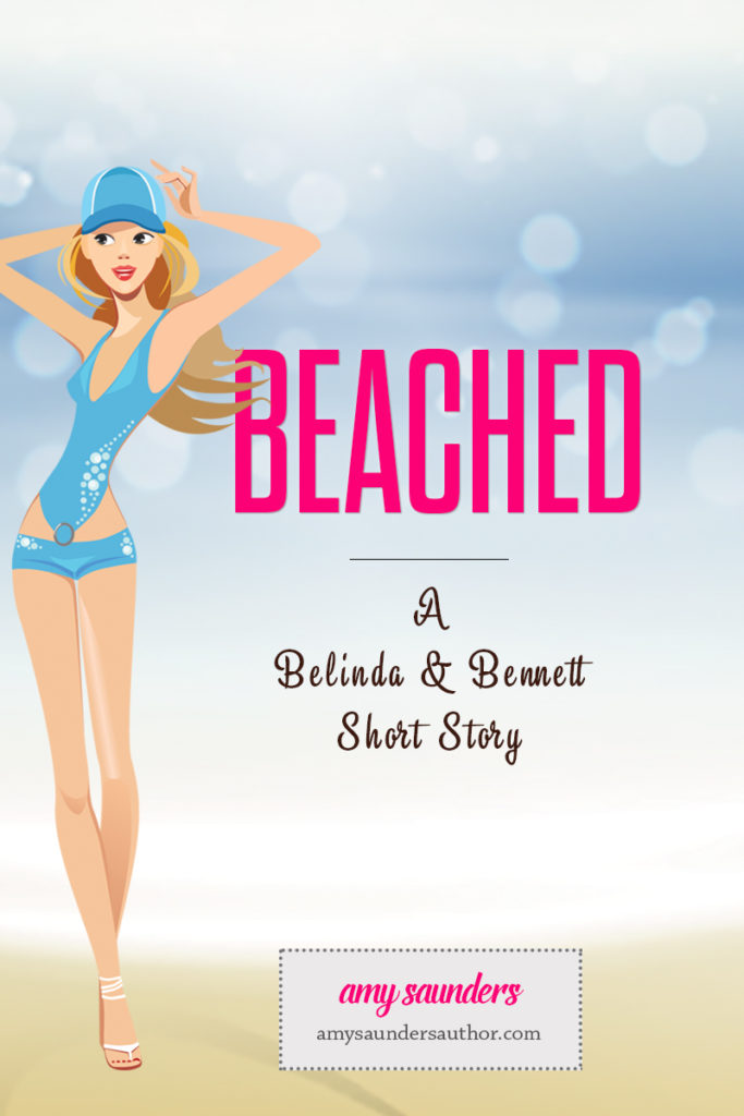 Beached | A short story featuring characters from The Belinda & Bennett Mysteries. Click through for more short stories on my blog!