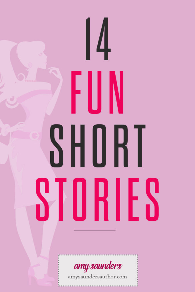 14 Fun Short Stories | A roundup of short reads featuring characters from The Belinda & Bennett Mysteries and The Birthright series.