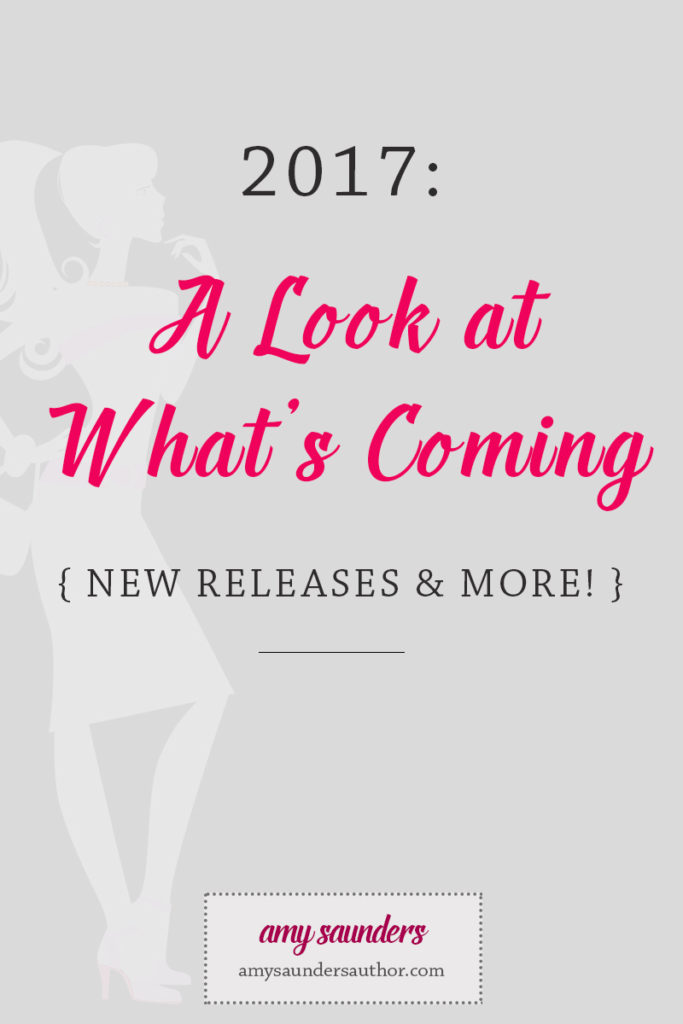 2017: New Book Releases, A New Project, & More Posts