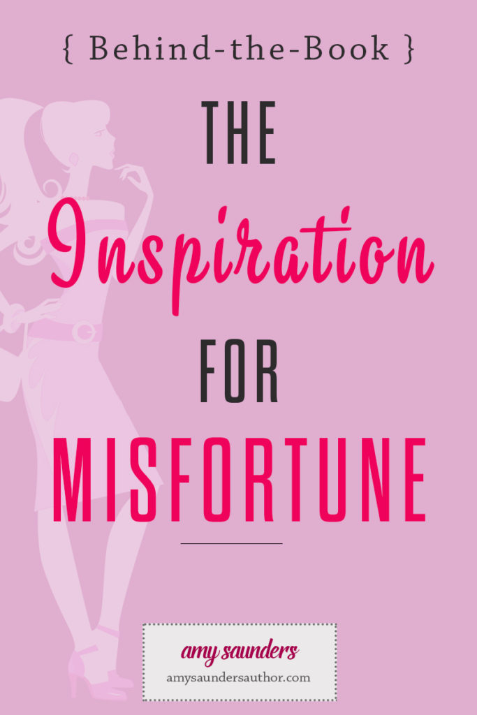 The Inspiration for Misfortune | A look at the inspiration behind book five of The Belinda & Bennett Mysteries.