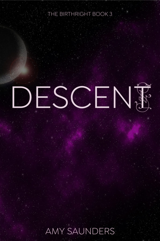 Descent (The Birthright Book 3) - A young adult science fiction series