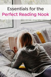 Essentials for the Perfect Reading Nook